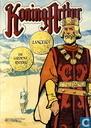 Comic Books - Koning Arthur - Lancelot + De Groene Ridder