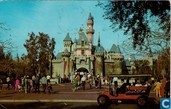 Disneyland Californie - Sleeping Beauty's Castle
