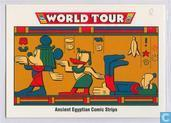 Ancient Egyptian Comic Strips