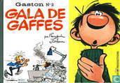 Gaston N°2:Gala de Gaffes