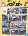 Bandes dessinées - Ons Volkske (tijdschrift) - 1958 nummer  19
