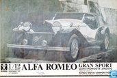 Bandai Alfa Romeo 6C 1750 Gran Sport 1931