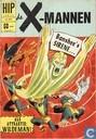 Comics - Hulk - Banshee's sirene...