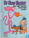 Strips - Rose Panter - De Rose Panter zet zijn beste beentje voor!