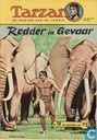 Comic Books - Tarzan of the Apes - Redder in gevaar