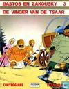Bandes dessinées - Bastos en Zakousky - De vinger van de tsaar