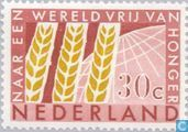 Postage Stamps - Netherlands [NLD] - Anti-hunger