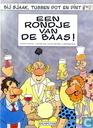 Comic Books - Bij Sjaak, tussen pot en pint - Een rondje van de baas!