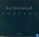 Art Unlimited Posters 91/92
