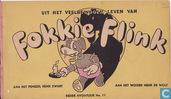 Bandes dessinées - Fokkie Flink - UIt het veelbewogen leven van Fokkie Flink - 3e avontuur No. 11