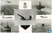 Vijfluik Koninklijke Marine met Grumman S2F Tracker