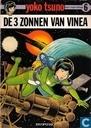 Strips - Yoko Tsuno - De 3 zonnen van Vinea