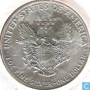 "Coins - United States - U.S. 1 dollar 1991 ""Silver Eagle"""