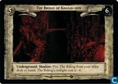 The Bridge of Khazad-dûm