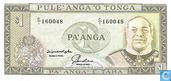 Tonga 1 Pa'anga ND (1992-95)