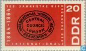 Int. Association des travailleurs 1864-1964