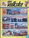 Strips - Ons Volkske (tijdschrift) - 1958 nummer  40