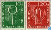 "1955 Exposition philatélique ""Westropa (BRD 43)"