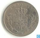Denmark 5 kroner 1960