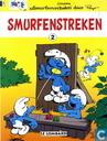 Bandes dessinées - Schtroumpfs, Les - Smurfenstreken 2