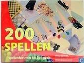 200 spellen voor het hele gezin