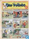 Bandes dessinées - Ons Volkske (tijdschrift) - 1955 nummer  45