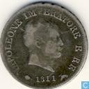 Koninkrijk Italië 10 soldi 1811 (M)
