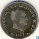 Kingdom Italy 10 soldi 1811 (M)