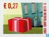 Postage Stamps - Netherlands [NLD] - December Stamps