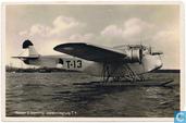 Fokker tweemotorig watervliegtuig T.4