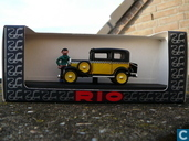 Model cars - Rio - Fiat 509 'Voiture de Gaston'