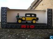 Modelauto's  - Rio - Fiat 509 'Voiture de Gaston'