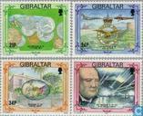 1993 Various anniversaries (GIB 168)