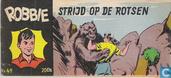 Strips - Robbie - Strijd op de rotsen