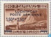 With imprint 'LUCHTPOST-POSTE AERIENNE'