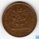 Zuid-Afrika 2 cents 1981