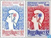 1982 Philexfrance '82 (FRA 1114)