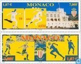 1999 Sports Club 75j AS Monaco (MON 891)