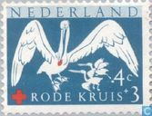 Timbres-poste - Pays-Bas [NLD] - Croix-Rouge