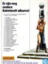 Comic Books - Bakelandt - Zita en de sultan