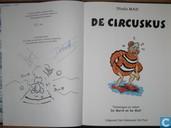 Strips - Stam & Pilou - De circus kus