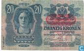 Deutschösterreich 20 Kronen ND (1919)