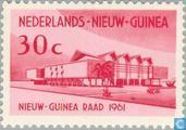 1st session New Guinea Council