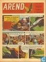 Comic Books - Arend (tijdschrift) - Jaargang 11 nummer 9
