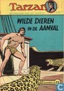 Comic Books - Tarzan of the Apes - Wilde dieren in de aanval