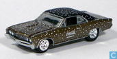 Voitures miniatures - Johnny Lightning - Chevrolet Chevelle SS396 'Coca-Cola'