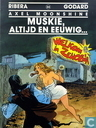 Comic Books - Axel Moonshine - Muskie, altijd en eeuwig...