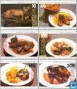 1997 Les plats traditionnels (POR 611)