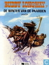 Comic Books - Buddy Longway - De winter van de paarden
