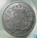 France 2 francs 1821 (A)